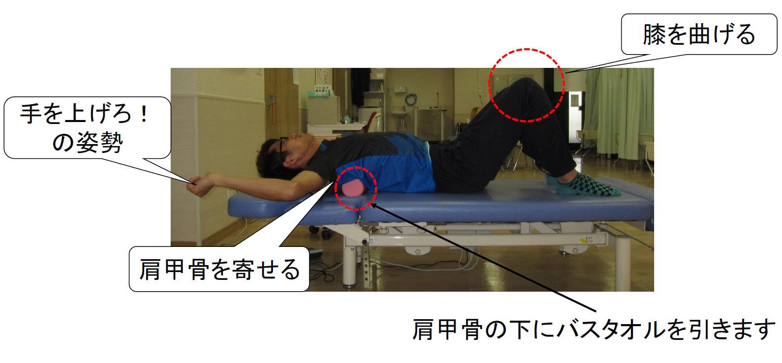 肩の痛みで悩んでいる方Part7
